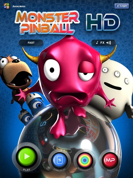Monster Pinball has been HD'd and a whole lot more! | PC, Console and Mobile Gaming | Scoop.it