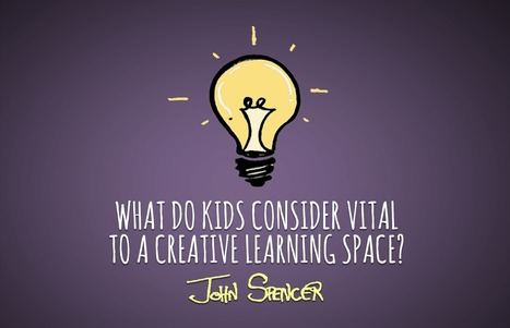 How Would Students Redesign the Learning Space?  | Creativity in the School Library | Scoop.it
