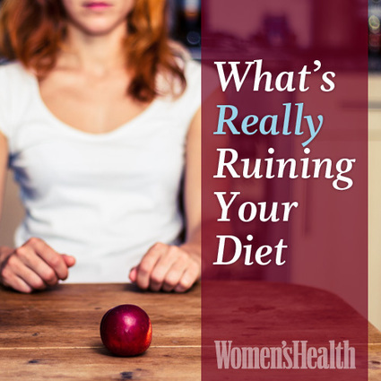 12 Reasons You Can't Lose Weight | Weight Loss and Diet | Scoop.it