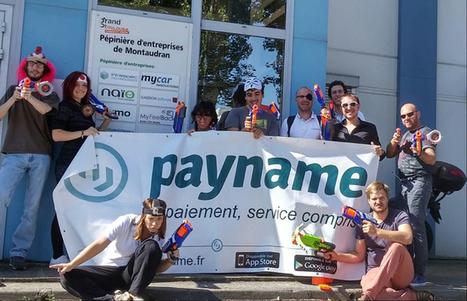 Connaissez-vous Payname ? La start-up française qui concurrence Apple, Google ou Paypal ... | Innovation dans la banque | Scoop.it
