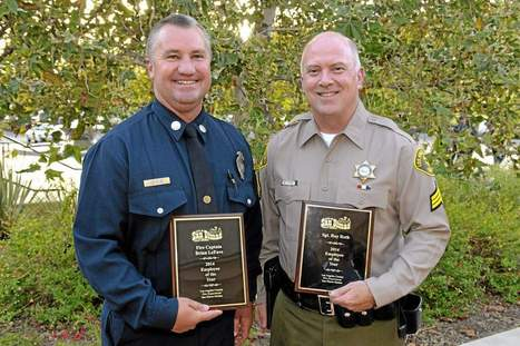 San Dimas honors its public safety heroes - Inland Valley Daily Bulletin | san dimas ca | Scoop.it