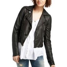 Alice Desiger Leather Jackets | Notch Collar Designer Leather jacket for Women | zipper Designer Leather jackets for Women | LeatherNXG Online | Scoop.it