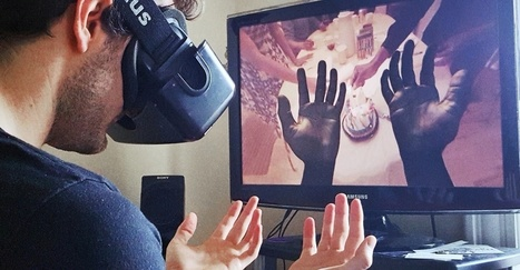 How do you make a young doctor really understand what it's like being 74? Virtual reality.   STEM Connections   Scoop.it
