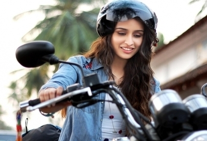 #Shraddha injured in a bike accident | Entertainment | Scoop.it