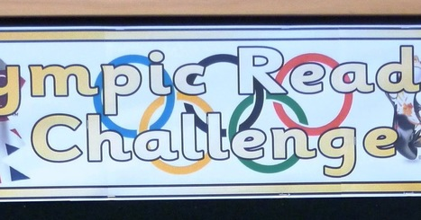 Library Displays: Olympic Reading Challenge | BiblioAdvocacy | Scoop.it