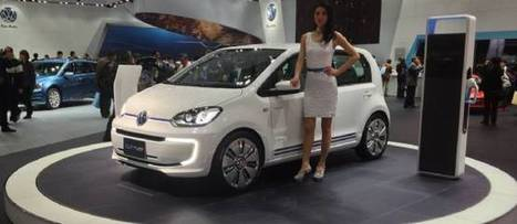 Volkswagen Twin Up : l'hybride du peuple | Mécanique | Scoop.it