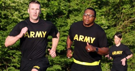 New Army fitness test could determine recruits' career path | Fitness Testing | Scoop.it