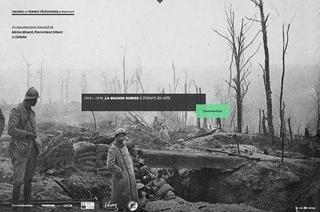1914-1918 – La Grande Guerre à travers les arts   Ressources histoire géographie   Scoop.it