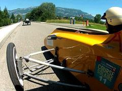 Plein soleil sur la première course de véhicules solaires homologuée en France | Open source car | Scoop.it