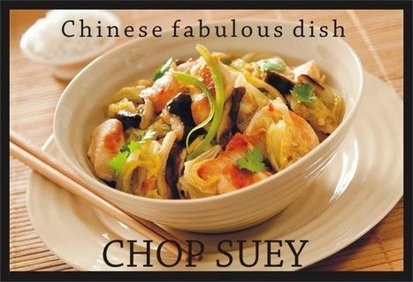 CHOP SUEY | multionlineinfo | Scoop.it