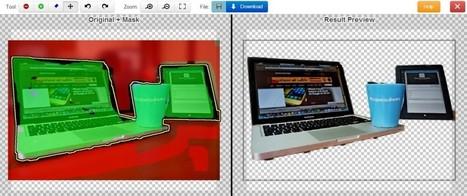 Elimina el fondo de tus fotos de manera sencilla y rápida | Herramientas digitales | Scoop.it