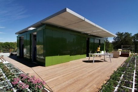 Solar decathlon 2012: un paseo por las 19 viviendas sostenibles de la competición | Low Cost Living | Arquitectura eficiente | Scoop.it