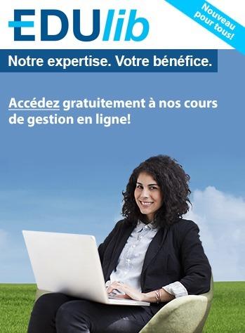 EDUlib : cours en ligne de HEC Montréal en accès libre | Time to Learn | Scoop.it