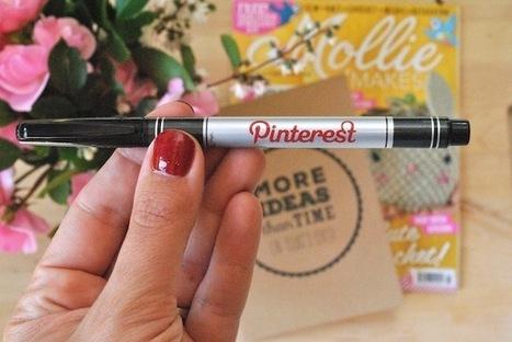 Arrêtez d'épingler vos créations sur Pinterest | Ma Petite Valisette - Le Blog | CM News et How to | Scoop.it