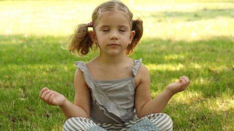 Education Nationale, parents d'élèves, futurs parents: INSTAURER L'APPRENTISSAGE DE LA MEDITATION DES LA PRIMAIRE | La pleine Conscience | Scoop.it
