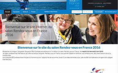 Rendez-Vous en France ouvre ses portes à Montpellier | mobile, digital and retail | Scoop.it