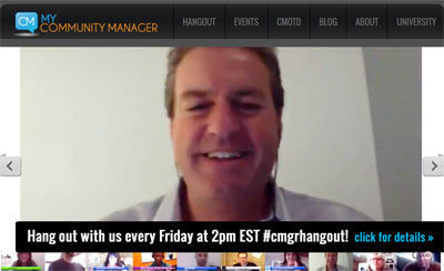 How Community Saves The World - Friday Hangout With Tim and Ally | Curation Revolution | Scoop.it