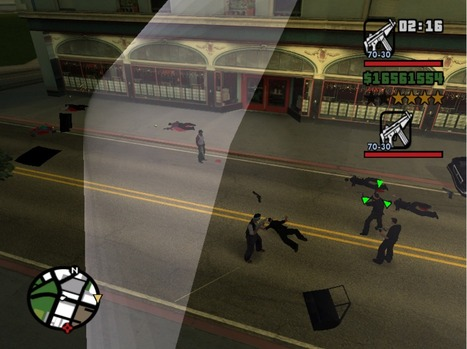 GTA san andreas fact for gamers | hottest video for free | Scoop.it