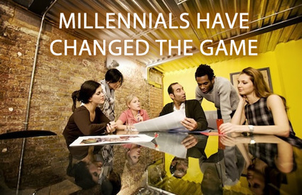 3 WAYS MILLENNIALS HAVE CHANGED THE GAME | Culturational Chemistry™ | Scoop.it