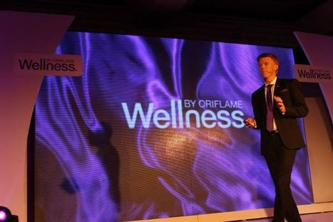 Oriflame Launches Wellness Product Range   Beauty & Fashion Tips   Scoop.it