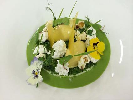 Tra fiordalisi e pansé, ecco la cucina dei fiori | Italica | Scoop.it