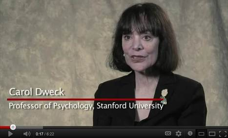 The impact of mindset on student aggression and behavior | Into the Driver's Seat | Scoop.it