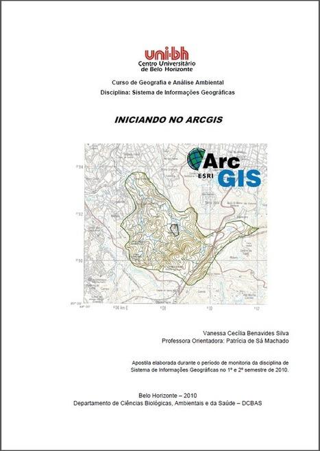 Apostila: Iniciando no ArcGIS | ArcGIS-Brasil | Scoop.it
