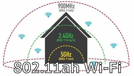 Future Of Wireless — 802.11ah Wi-Fi Penetrates Walls Easily Using Less Power | Information Technology & Social Media News | Scoop.it