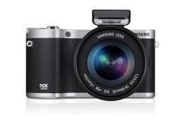 Samsung NX300 Samsung NX300 : un hybride connecté qui mériterait une meilleure optique | la NFC, ça vous gagne | Scoop.it
