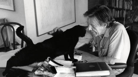 #StuffWeLike: 10 Delightful Photos Of Famous Artists And Their Cats | Flynn Design | Scoop.it