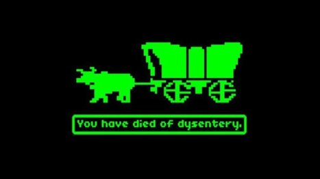 How You Wound Up Playing The Oregon Trail in Computer Class | E-Learning and Online Teaching | Scoop.it