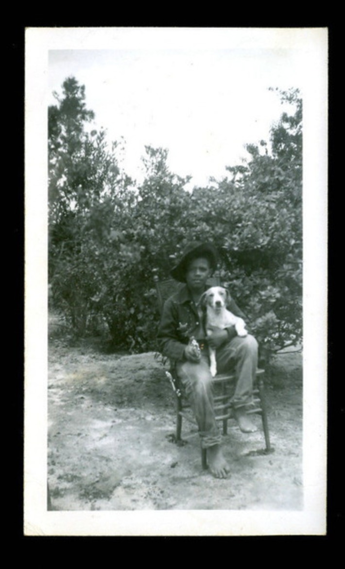 Boy with his dog …and gun. Circa 1920s. | Cultural History | Scoop.it