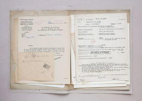 Aux Archives nationales, la MÉMOIRE juive en réparation | Le BONHEUR comme indice d'épanouissement social et économique. | Scoop.it