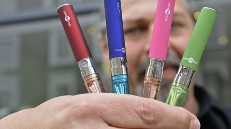Studies Show E-Cigarettes Help Smokers Quit | The Spinfuel Network | Happy vaping! | Scoop.it