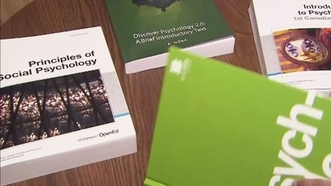 Universities seek open-source solution to 'absurd' textbook prices   CULTURE, HUMANITÉS ET INNOVATION   Scoop.it