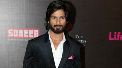 Scared Of Dating Actresses: Shahid Kapoor – Entertainment Articles | Entertainment | Scoop.it