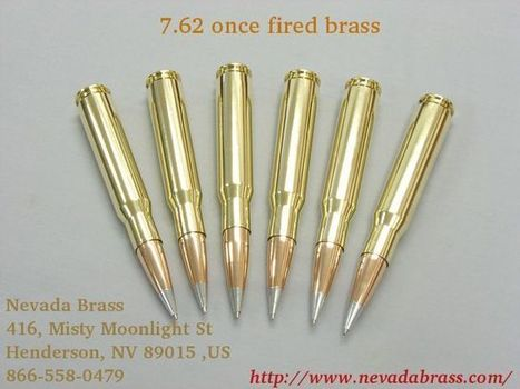Best 7.62 once fired brass   Fired Once Brass   Scoop.it