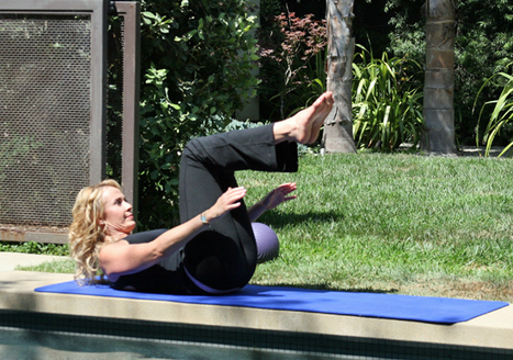 Pilates and Pilates: Pilates For Toning Inner Thigh Muscles | Health and Fitness | Scoop.it
