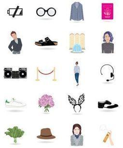 These New Emojis Will Make Fashion Week A Cakewalk - Refinery29 | fashion | Scoop.it