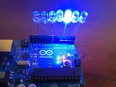 Paralluminati: Arduino syncs lights to music! | Arduino&Raspberry Pi Projects | Scoop.it