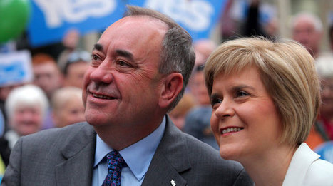 Senior party figures back Nicola Sturgeon SNP leadership bid | Referendum 2014 | Scoop.it