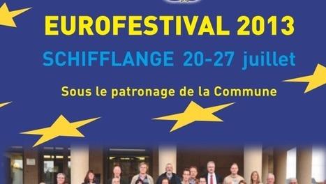 Eurofestival 2013 | Luxembourg (Europe) | Scoop.it