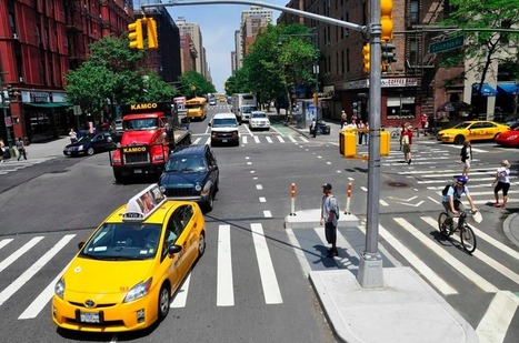 Safer Streets Pay Off for Businesses | green streets | Scoop.it