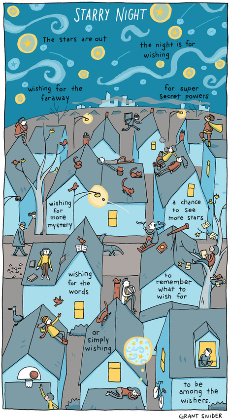 INCIDENTAL COMICS | IB English Ideas and Issues | Scoop.it