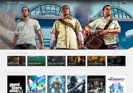 Hulu launches a video hub dedicated togaming | Par ici, la veille! | Scoop.it