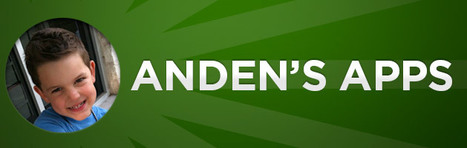 Anden's App Reviews: What He's Playing over Thanksgiving Break | iPads in the middle school classroom | Scoop.it