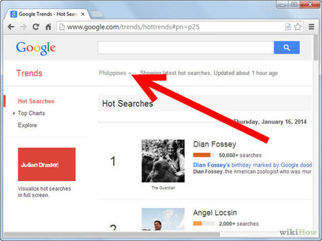 How to Find The Most Searched Keywords | Start Up Vault | Scoop.it