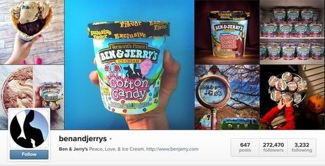 Instagram débarque à pas de géant dans l'univers de la publicité - | Social Media | Scoop.it