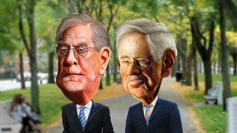 The #evil #oil #Billionaires #Koch brothers are lobbying in #Europe now too #greenpeace #avaaz #HRW | Messenger for mother Earth | Scoop.it