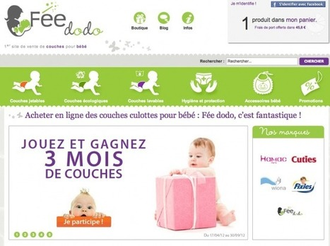 Petite Critique de Site : Feedodo.com | WebZine E-Commerce &  E-Marketing - Alexandre Kuhn | Scoop.it